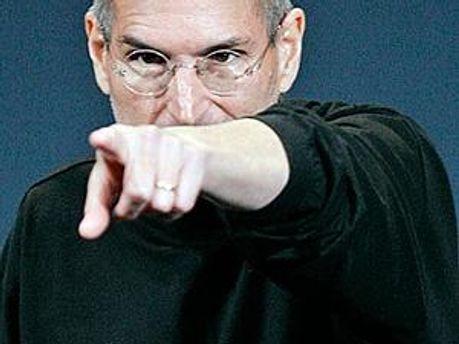 Стів Джобс схвалив випуск його біографії