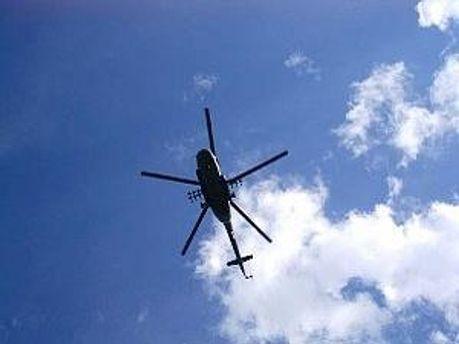 Вертолеты обстреляли  резиденцию Гбагбо