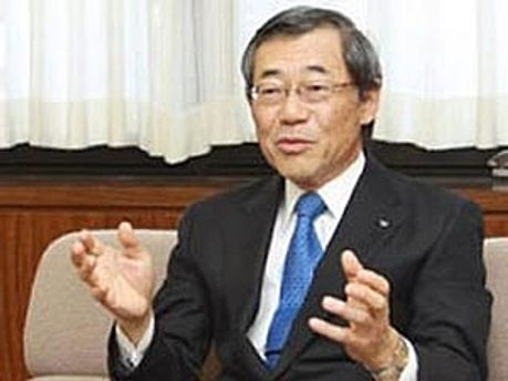 Президент компанії TEPCO Масатака Сімідзу