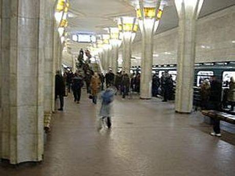 Взрыв произошел на станции