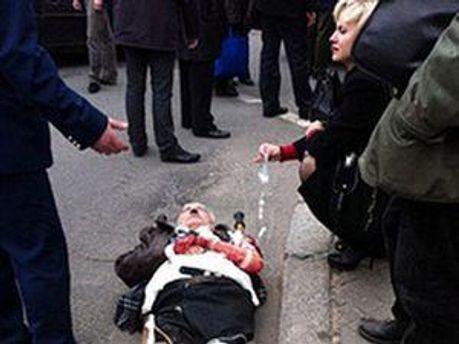 Українців серед жертв немає