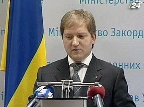 Директор департамента информационной политики МИД Олег Волошин
