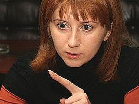 Пресс-секретарь Виктора Януковича Дария Чепак