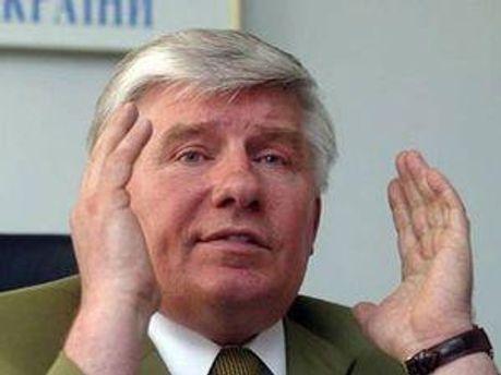 Представитель Партии регионов Михаил Чечетов