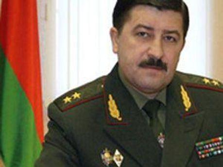 Голова Комітету державної безпеки Білорусі Вадим Зайцев