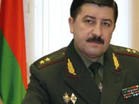 Председатель Комитета государственной безопасности Беларуси Вадим Зайцев