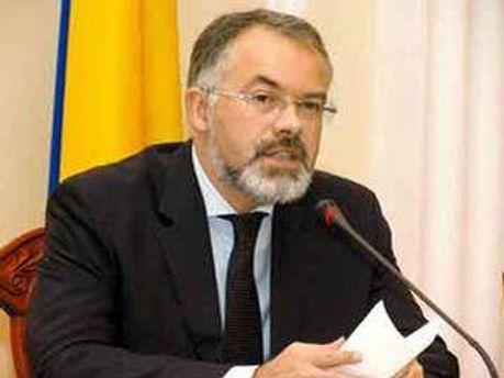 Міністр освіти і науки, молоді та спорту Дмитро Табачник