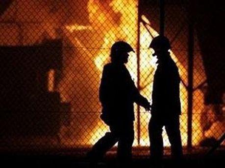 Пожежа почалась близько опівночі