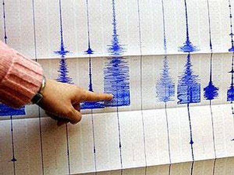 В Японии вновь произошло землетрясение
