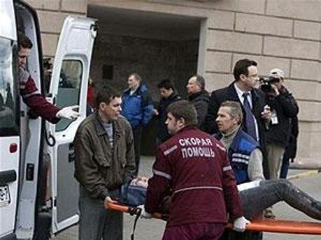 Теракт в Мінську стався в понеділок, 11 квітня
