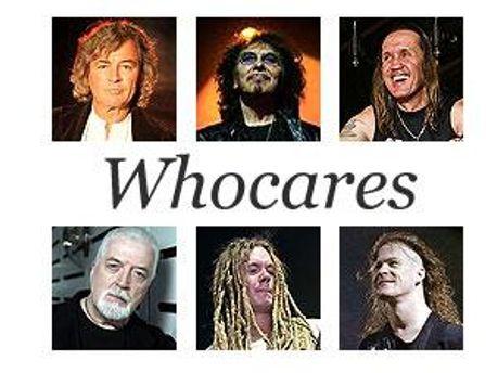 Супергруппа Whocares