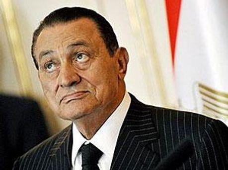 Состояние Мубарака оценивают как нестабильное