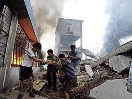 В результате взрыва погибли 9 человек