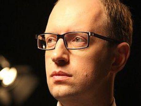 Народный депутат Украины Арсений Яценюк
