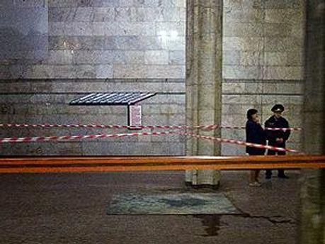 Теракт в метро произошел 11 апреля