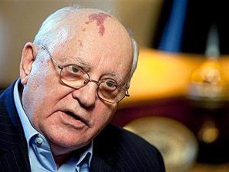 Горбачов переніс операцію