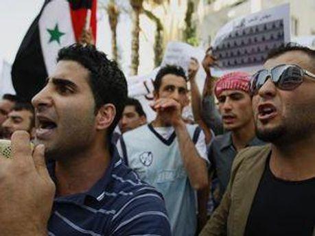 Сирійські опозиціонери