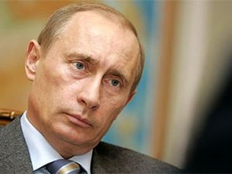 Володимир Путин