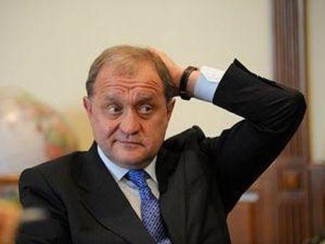 Министр внутренних дел Анатолий Могилев