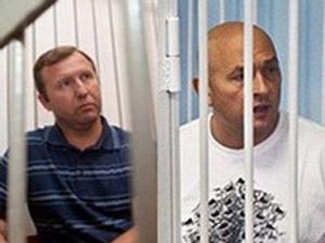 Анатолій Макаренко та Ігор Діденко