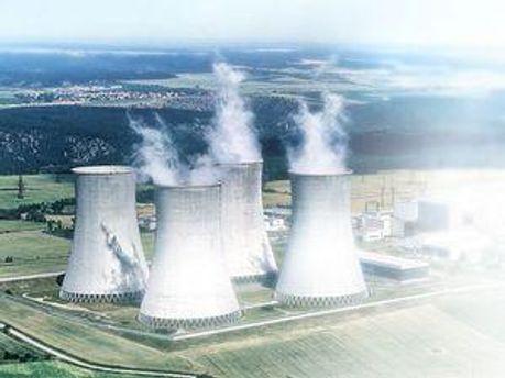 АЭС в городе Дукованы