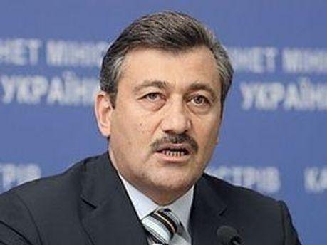 Прем'єр-міністр Криму Василь Джарти