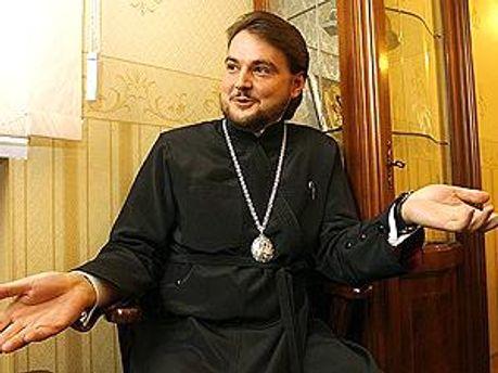 В. о. голови Відділу зовнішніх зв'язків УПЦ МП Олександр Драбинко
