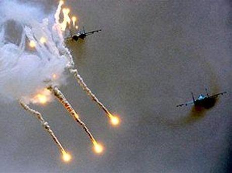 НАТО продолжает бомбить Ливию