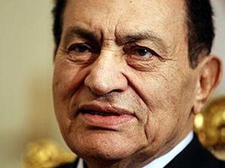 В лікарні вже чекають Мубарака