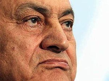 Ек-президент Єгипту Хосні Мубарак