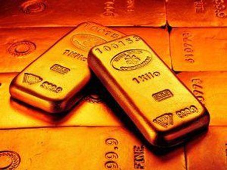 Злиток золота