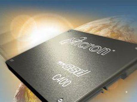 Новые чипы флэш-памяти стали меньше
