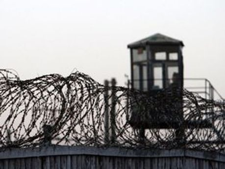 В России заключенные подожгли колонию