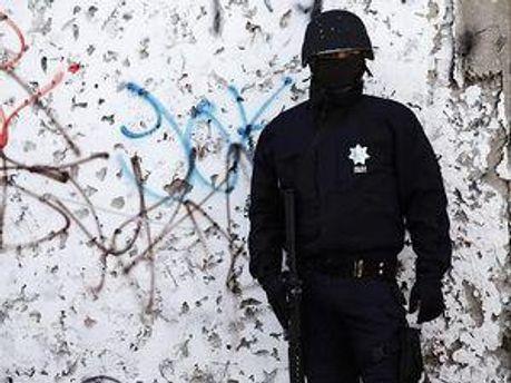 Мексиканская полиция задержала опасного преступника