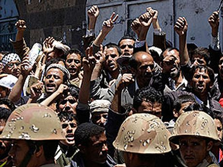 В Йемене продолжаются акции протестов