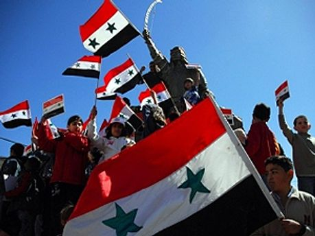 В Сирии запретили демонстрации