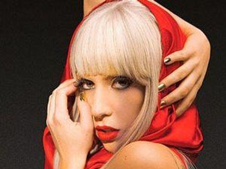 Популярная Леди Гага