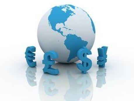 Доллар не изменился, евро - подорожал, рубль - подешевел