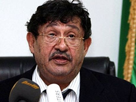 Министр иностранных дел Ливии Абдул Ате аль-Обейди