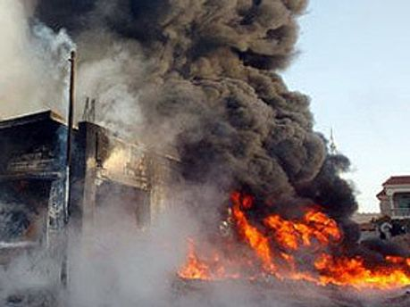 Причини вибуху поки невідомі