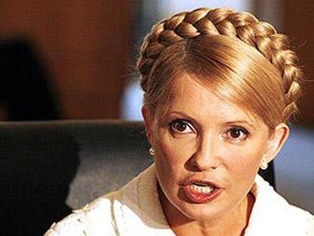 Тимошенко рассказала о банкротстве