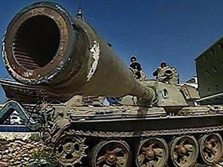 В Ливии просят оружие