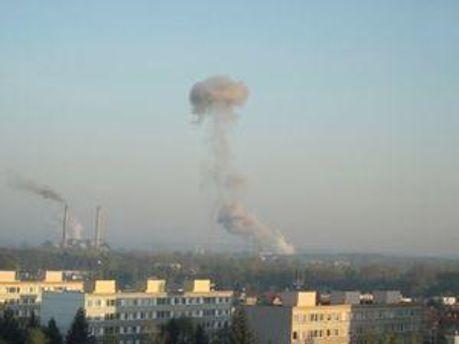 В Чехии взорвался химический завод