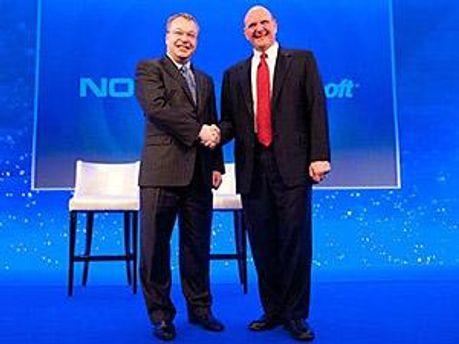 Nokia и Microsoft оформили партнерство