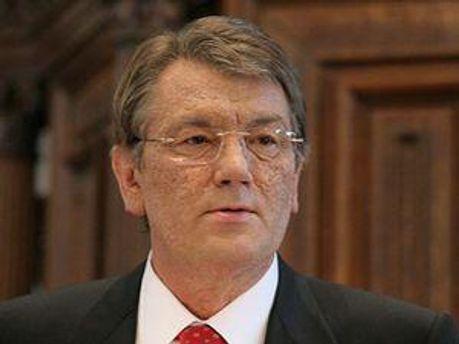 Президент України 2005-2010 років Віктор Ющенко