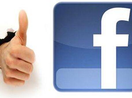 Кнопку Like встановили понад 2,5 млн. сайтів