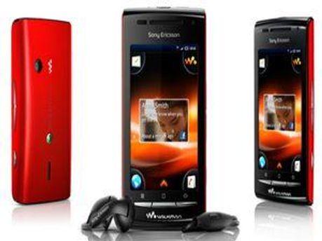 Музыкальный смартфон Sony Ericsson W8 Walkman