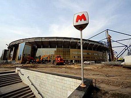 На стадіон потрібно 762,63 мільйона гривень