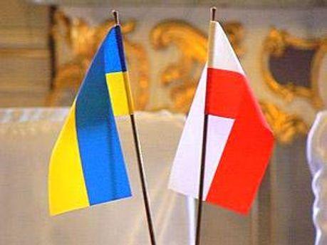 Україна посилено співпрацюватиме з Польщею