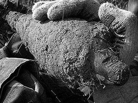 В результате взрыва мины погиб один ребенок